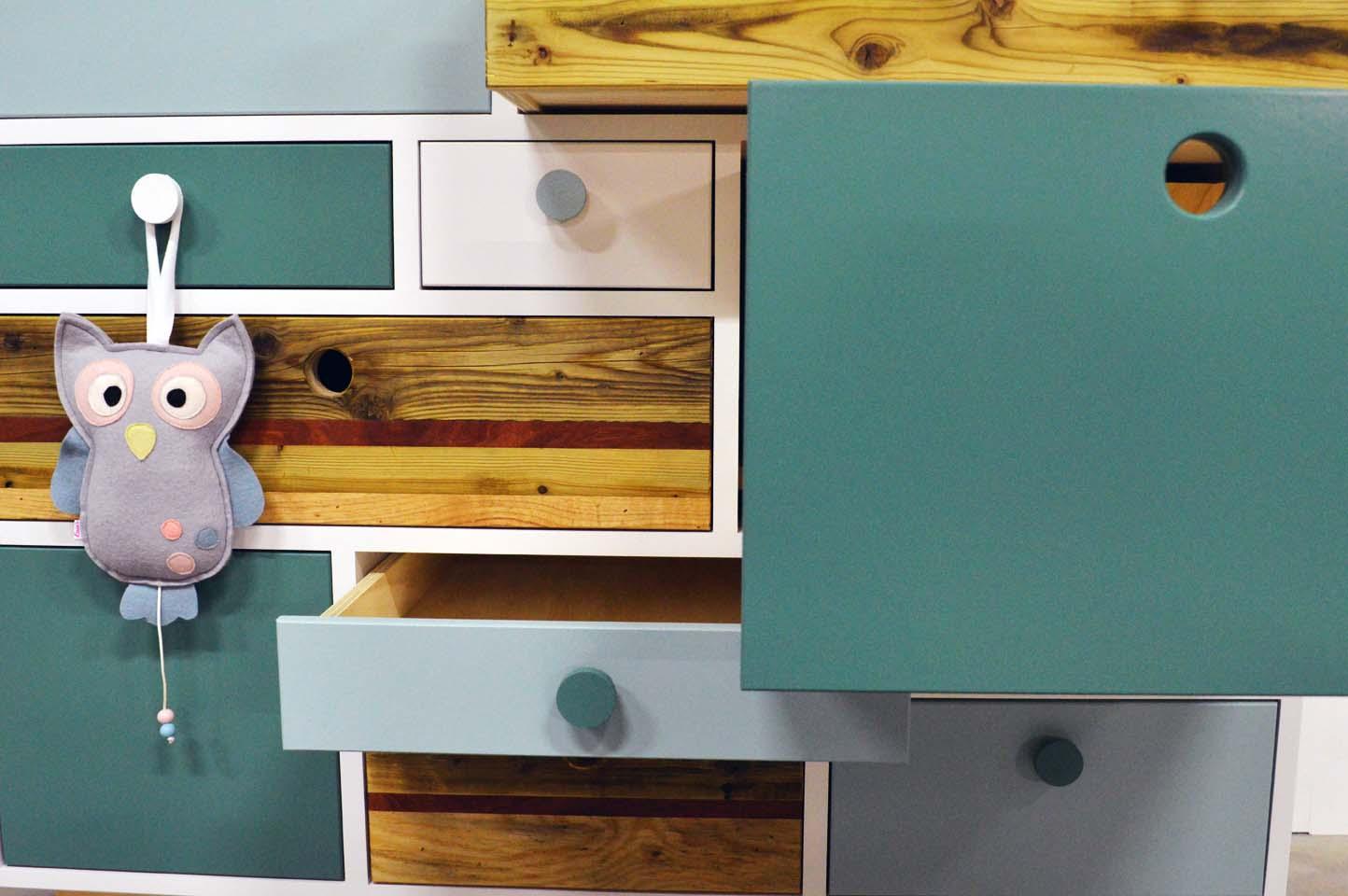 Kinderkast Met Commode.180705a Commode Kinderkast Atelier 180 Handcrafted Furniture